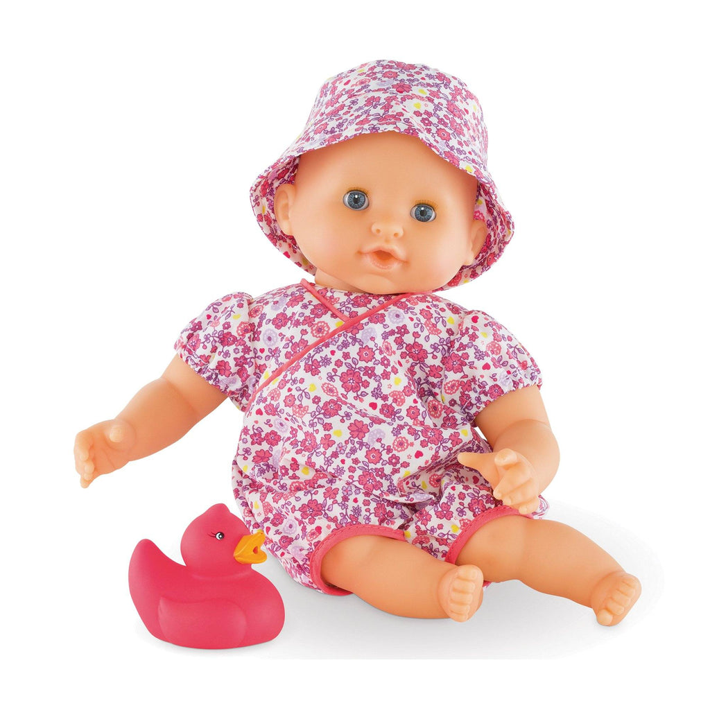 Corolle® Bebe Bath Floral Bloom Doll