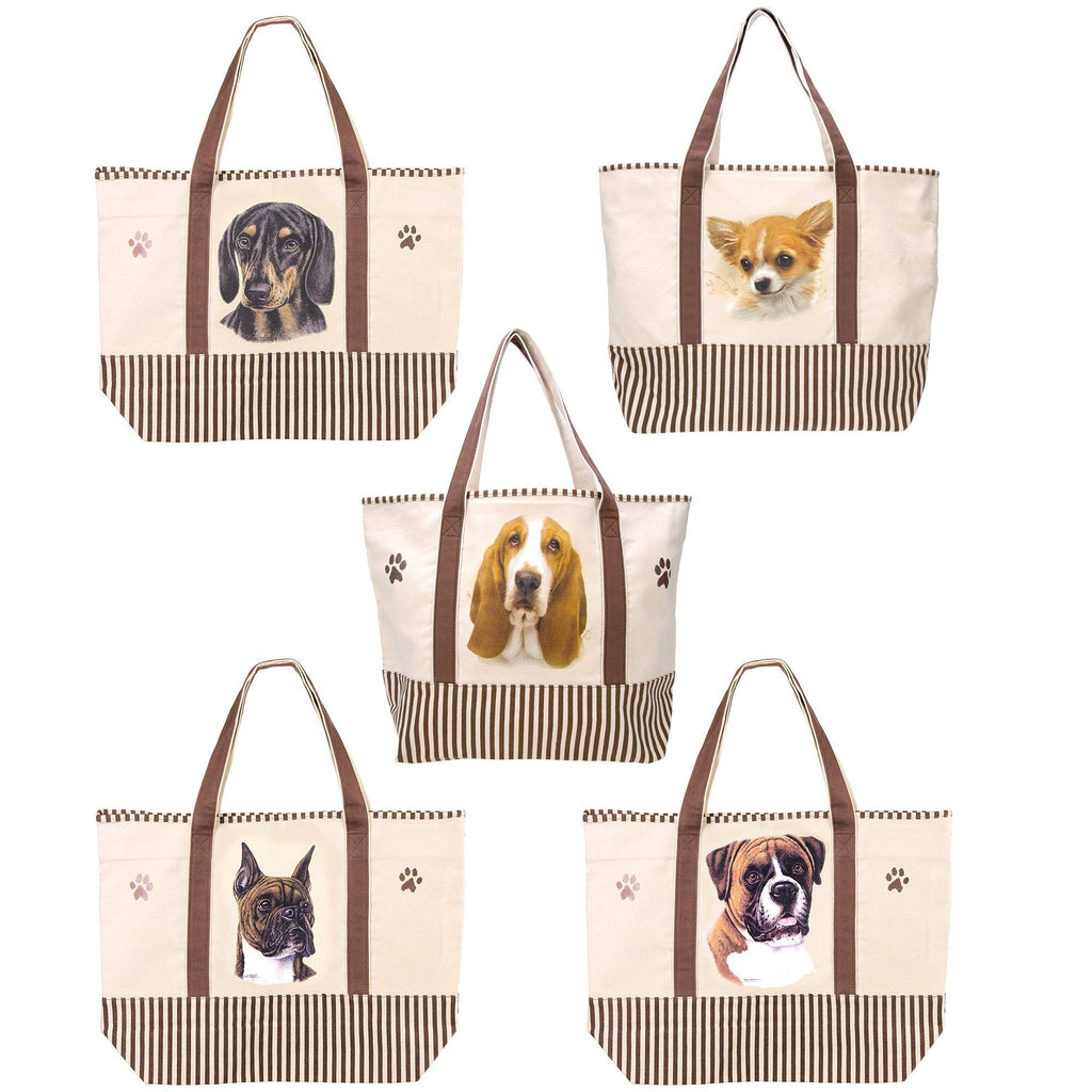 My Favorite Breed Tote Bag