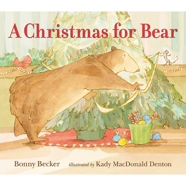 A Christmas For Bear (Hardcover)