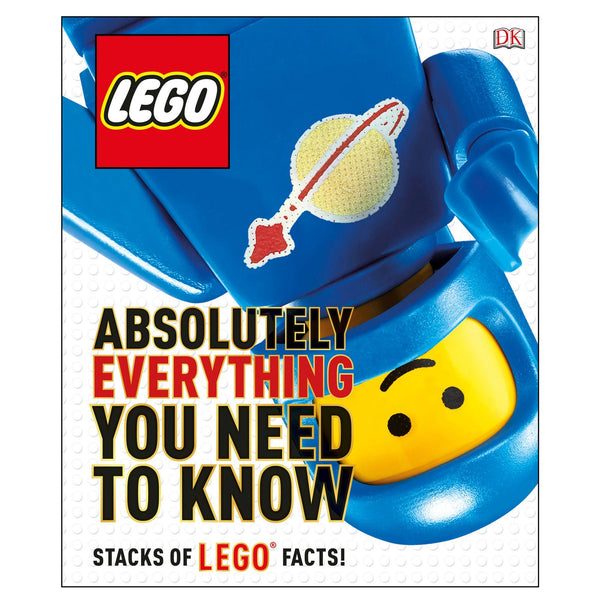 LEGO® Absolutely Everything You Need To Know (Hardcover)