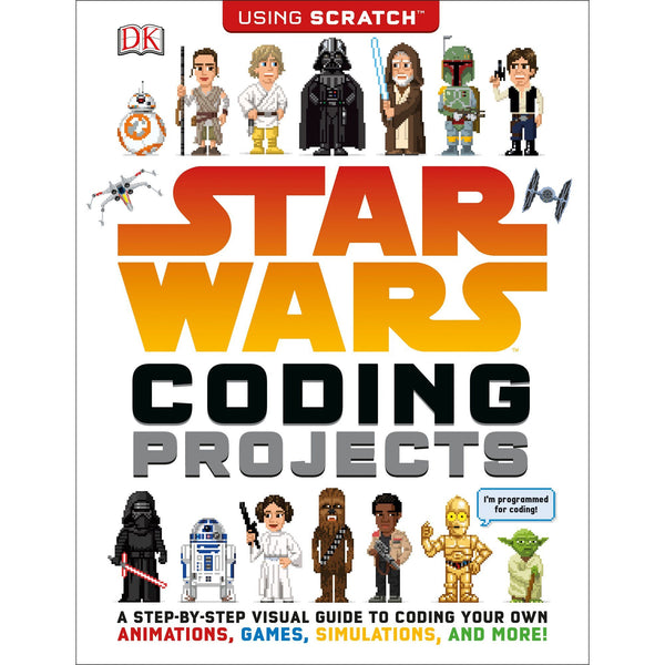 Star Wars Coding Projects (Paperback)
