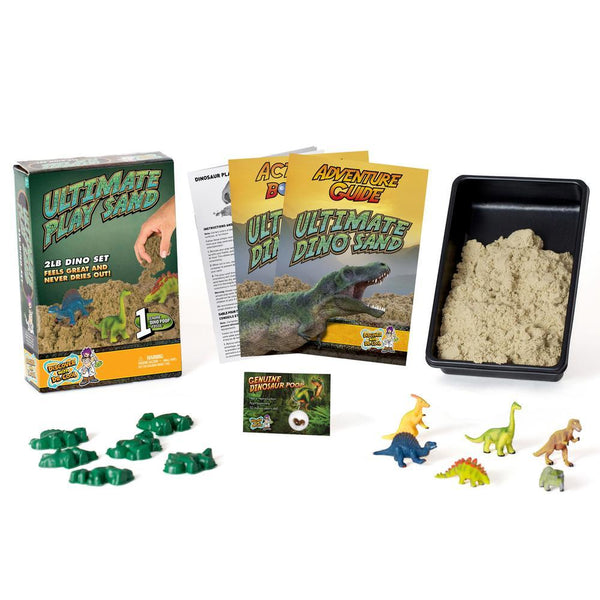 Ultimate Dino Sand Kit