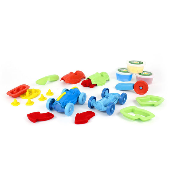 Green Toys™ Race Car Maker Dough Set