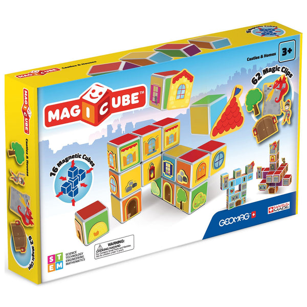 Castles & Homes Magicube™ Set