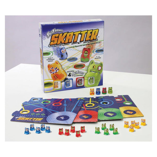 SkaZooms™ SKATTER™ Game