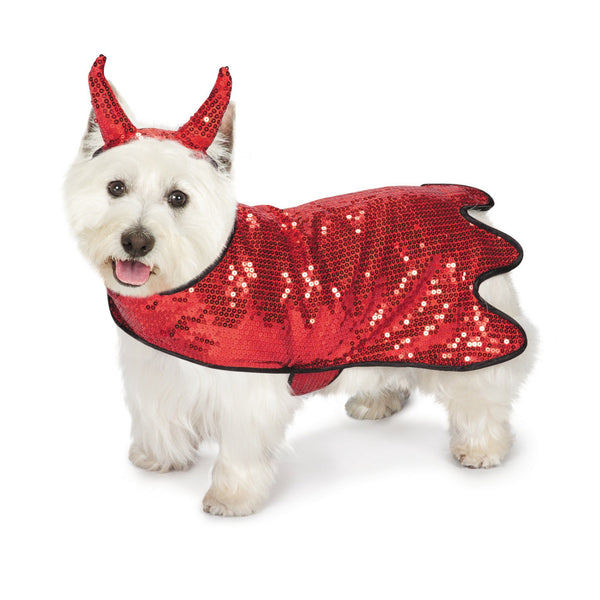 Zack & Zoey® Sequin Devil Dog Costume