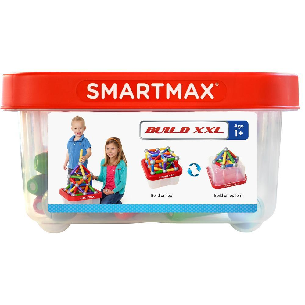 SmartMax&reg Magnetic Discovery Build XXL Set