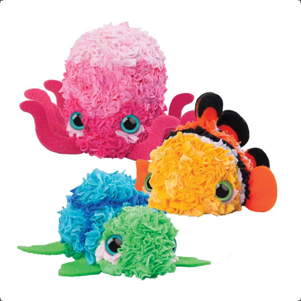 PlushCraft™ Sea Life Kit