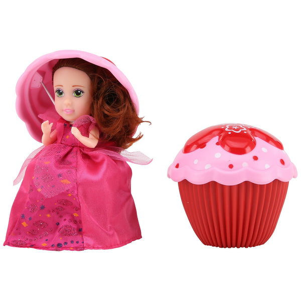 Cupcake Surprise Scented Princess Doll