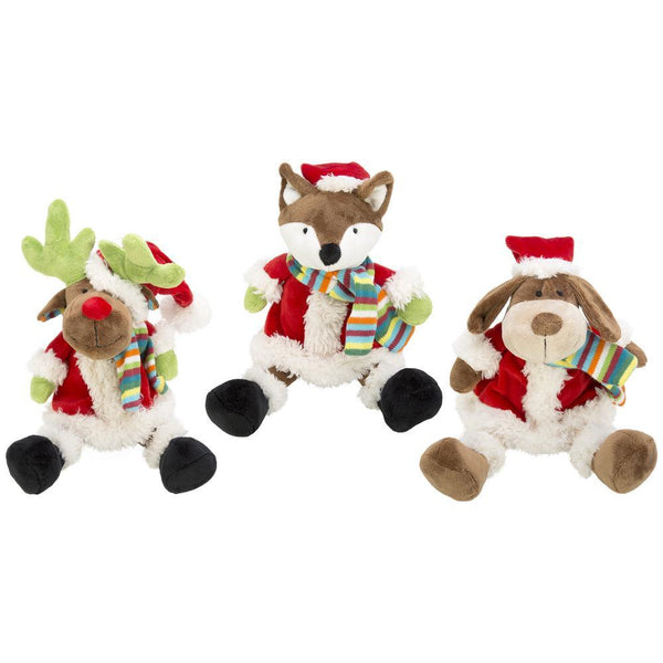 Festive Friends Holiday Plush