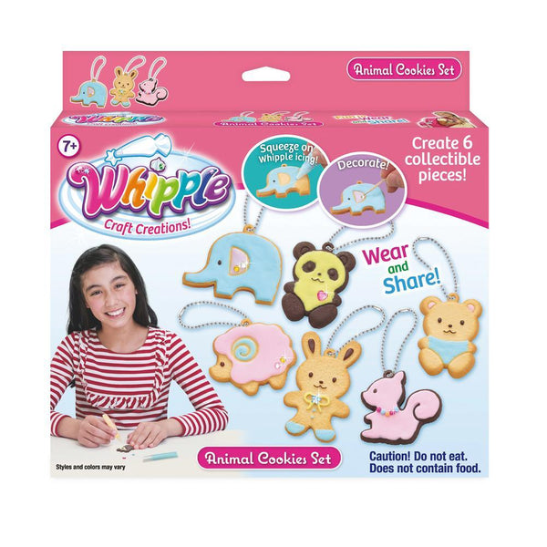 Whipple® Animal Cookies Set