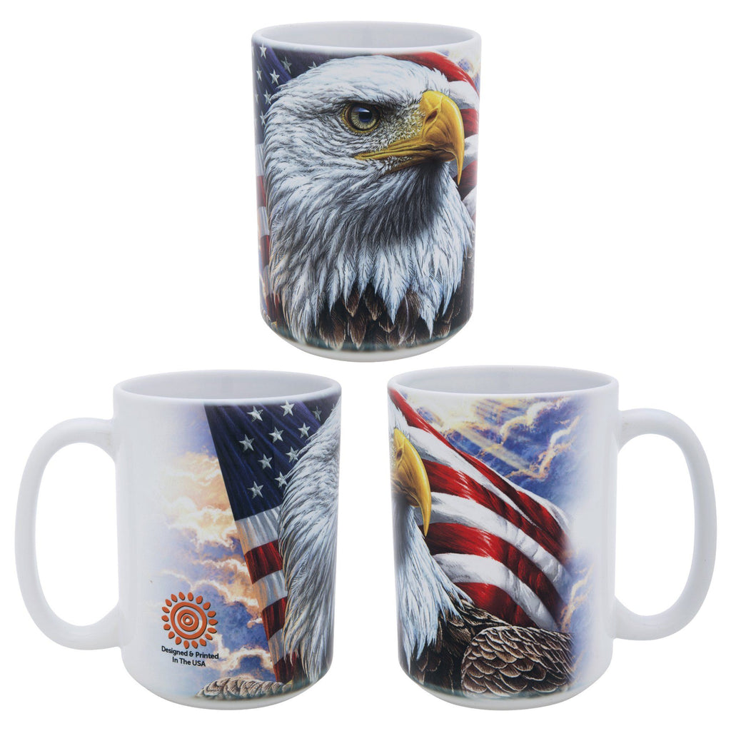 Independence Eagle Mug