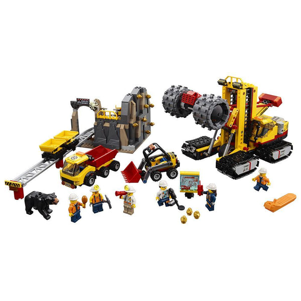 LEGO® City Mining Experts Site