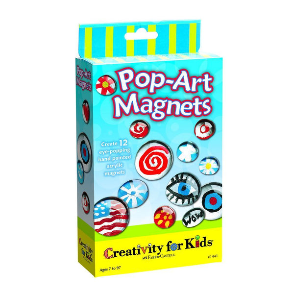 Pop-Art Magnets Kit