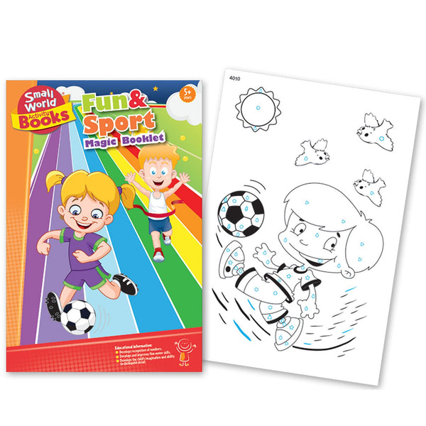 Fun & Sport Magic Booklet