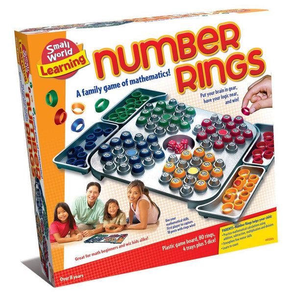 Number Rings Game