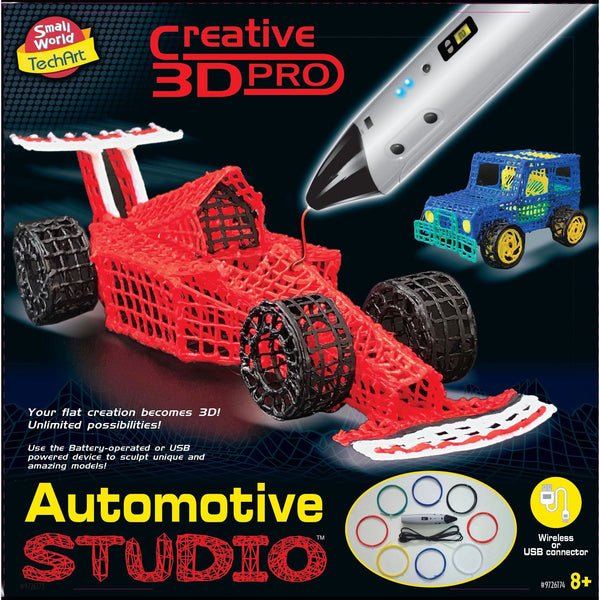 Creative 3D Pro Automotive Studio™