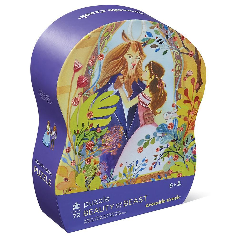 Beauty & The Beast Puzzle
