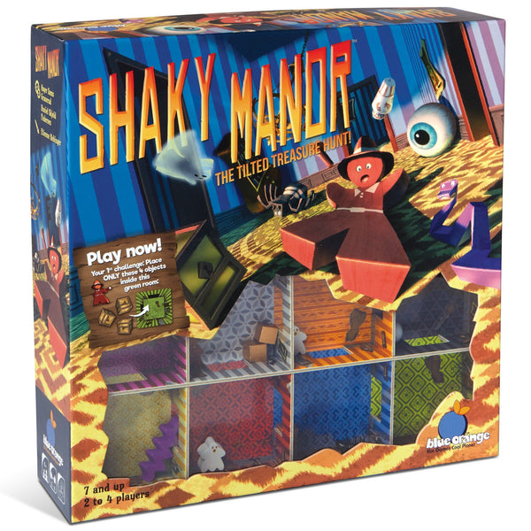 Shaky Manor™ Game
