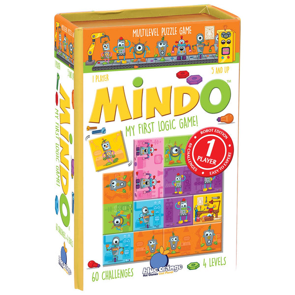 Mindo™ Robot Game