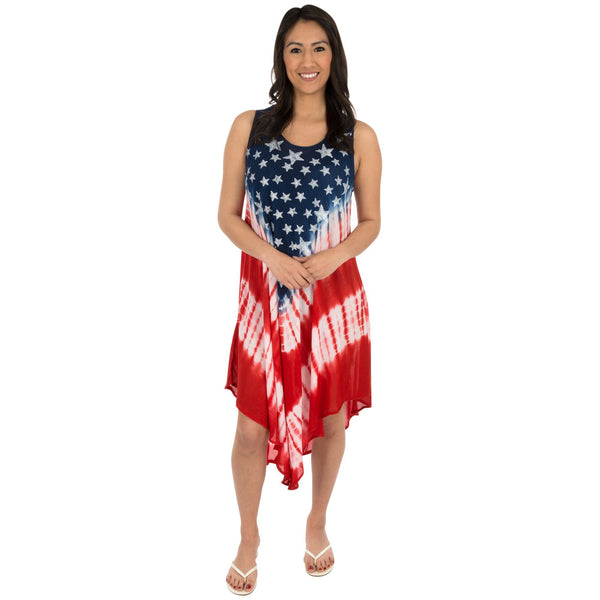 Old Glory Sleeveless Dress