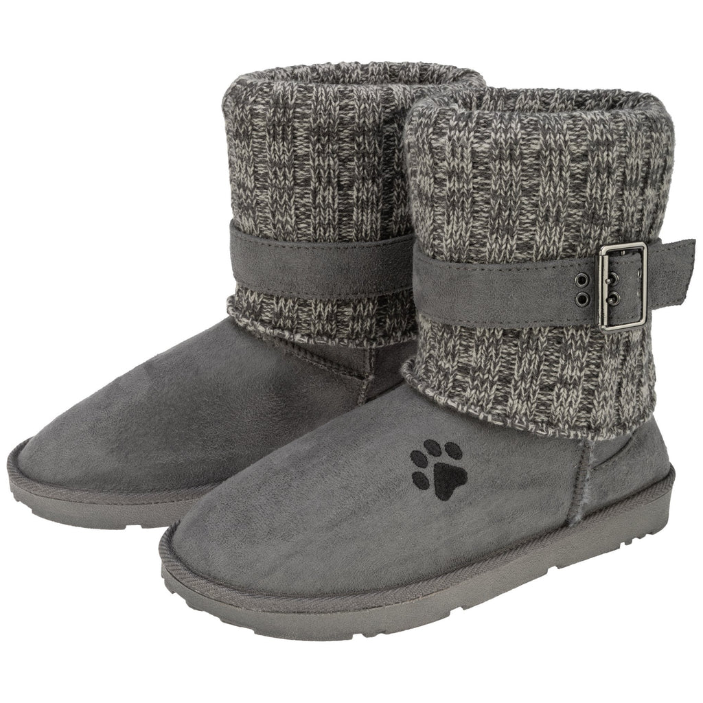 Out & About Paw Print Boots