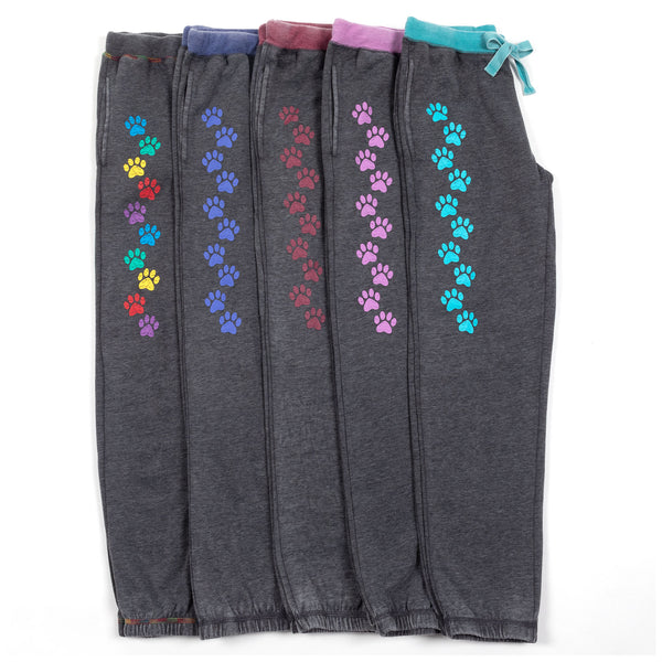 Walking Paws Burnout Sweatpants
