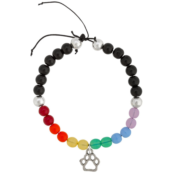 Promo - PROMO - Rainbow Paw Adjustable Bracelet