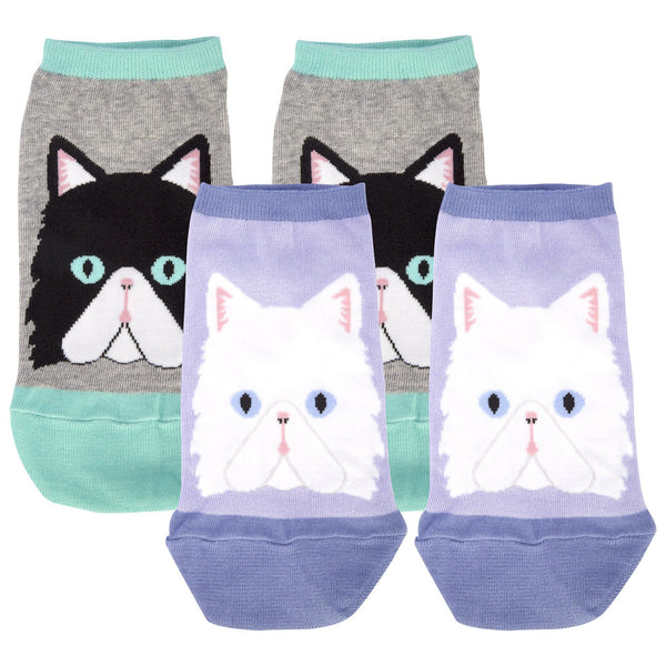 Purrfect Ankle Socks