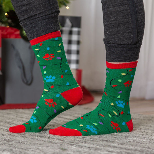 Pawliday Lights Socks