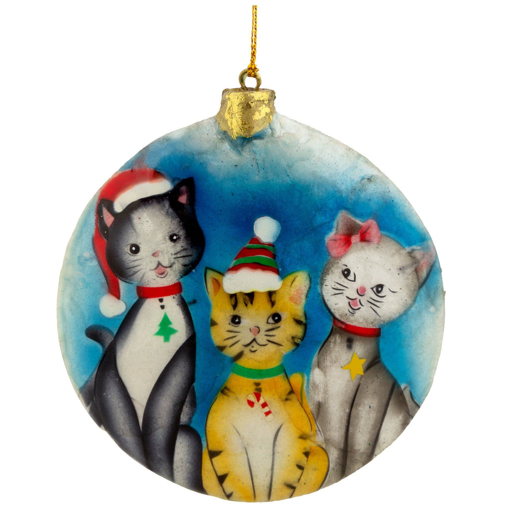Pawsitively Beautiful Ornament