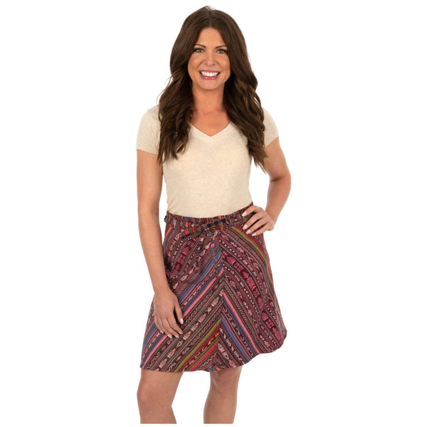 Guatemalan Wrap Skirt