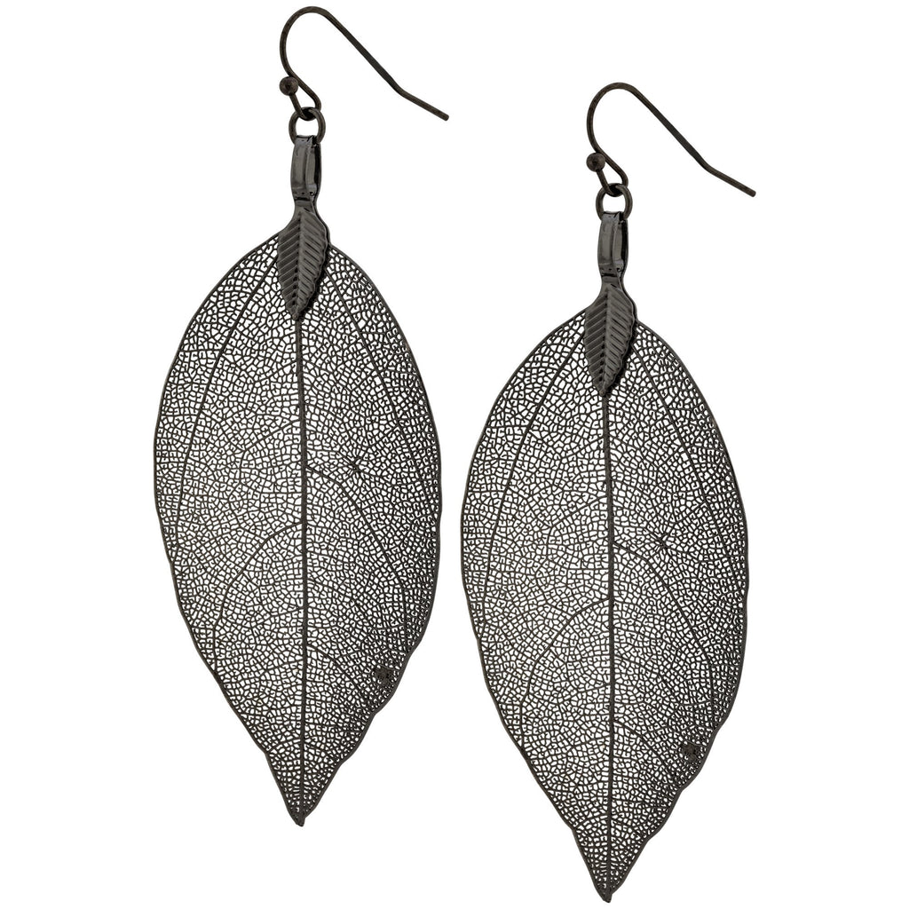 Lustrous Leaf Jewelry Collection