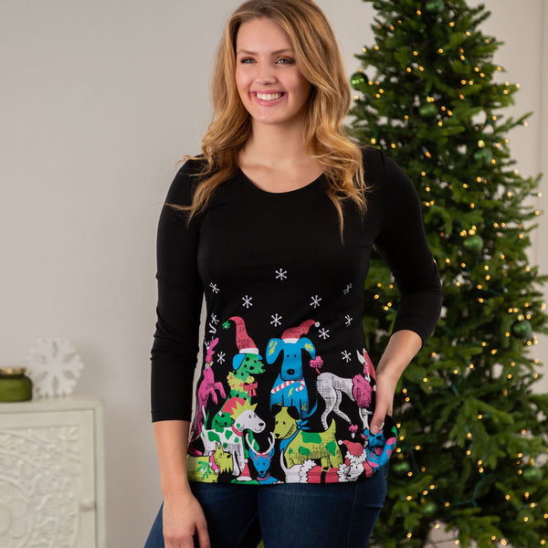 Festive Pet Party Tunic