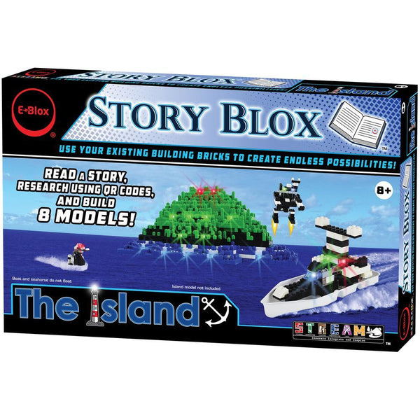 The Island - E-Blox® LED Building Blocks Stories