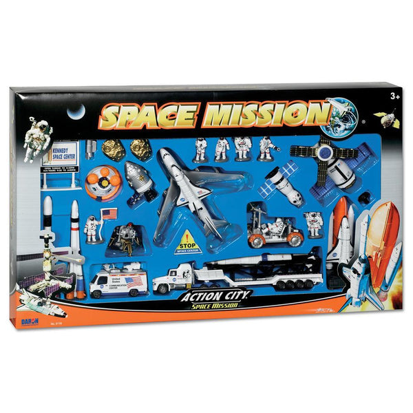Space Mission Space Shuttle Playset