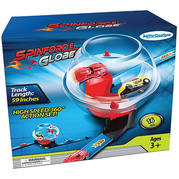 Spinforce Globe Car Track Toy
