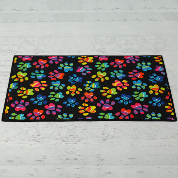 Painted Paws Indoor/Outdoor Mat