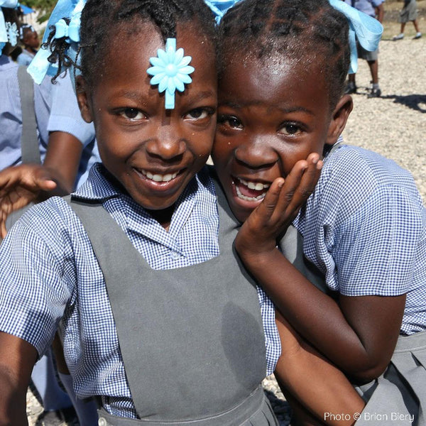 Send a Girl to School in Haiti