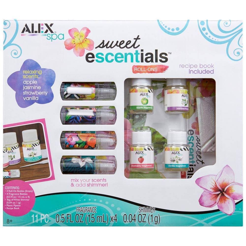 Alex® Spa Sweet Escentials™ Roll-Ons