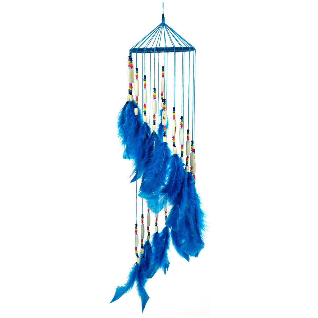 Handmade Threaded Dreamcatcher Wind Chime