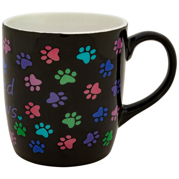 Blessed By Paws Mug
