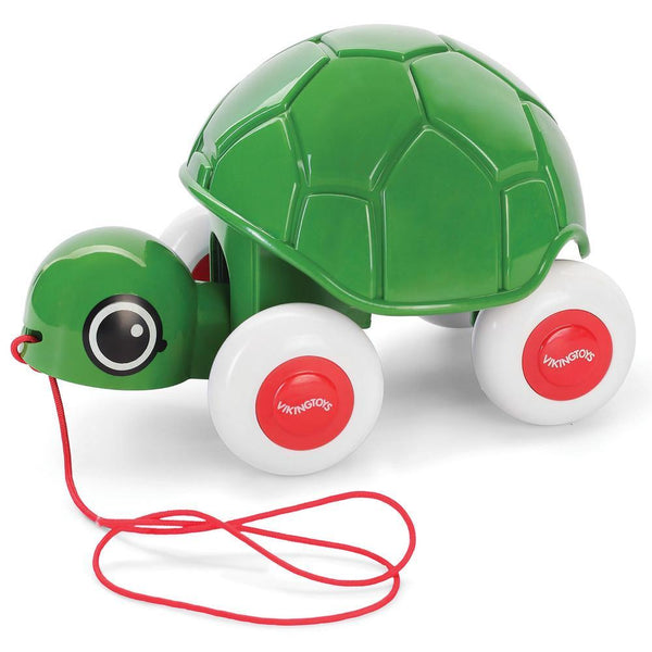 Pull-Along Turtle In Gift Box
