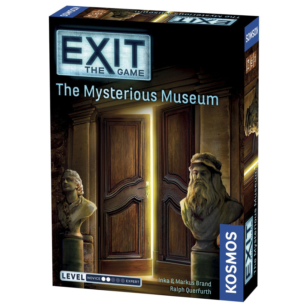 Exit: The Mysterious Museum Game