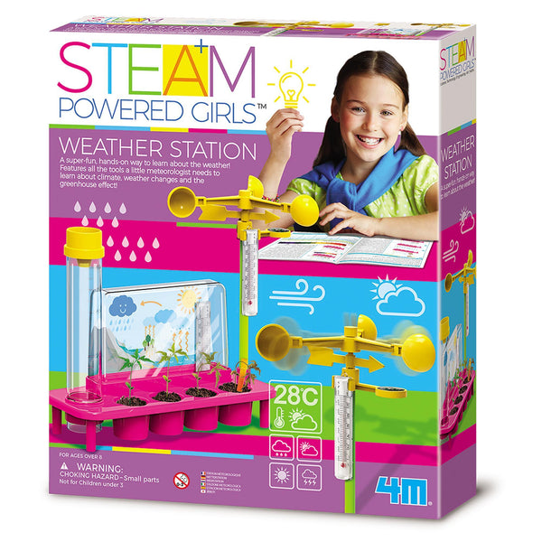 4M® Steam Weather Kit