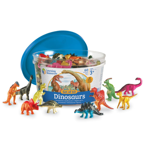 Dinosaur Counters Bucket