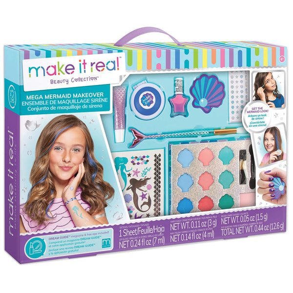 Make It Real™ Mega Mermaid Makeover Kit