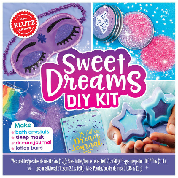 Klutz® Sweet Dreams DIY Kit