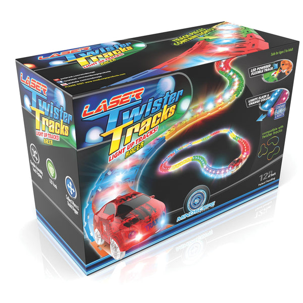 Laser Twister Tracks Set