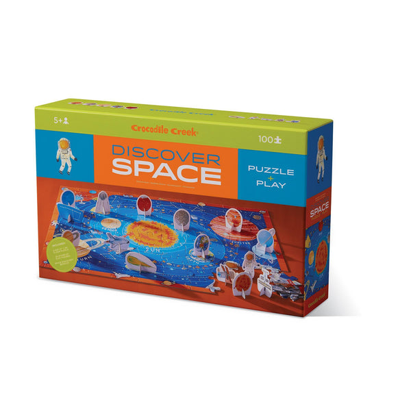 Discover Space Puzzle & Play